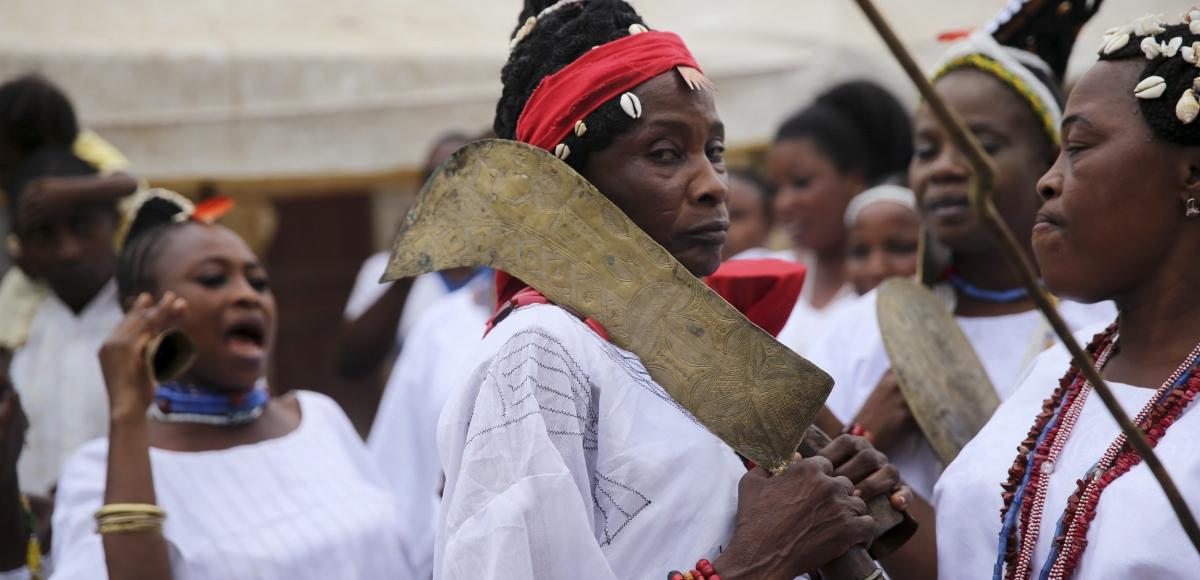 Foto: Akintunde Akinleye/Reuters/NTB Scanpix