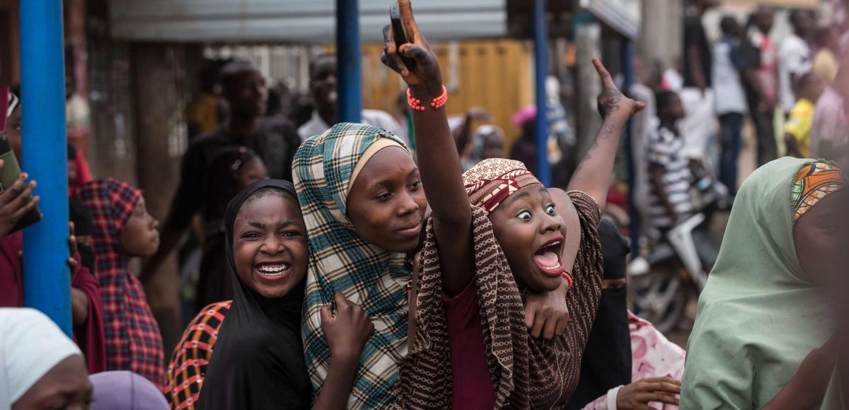 Foto: Nichole Sobecki/AFP/NTB Scanpix