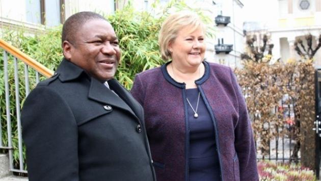 Foto: Marita I. Wangberg/Statsministerens kontor