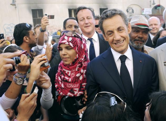 Foto: Stefan Rousseau/Reuters/NTB Scanpix