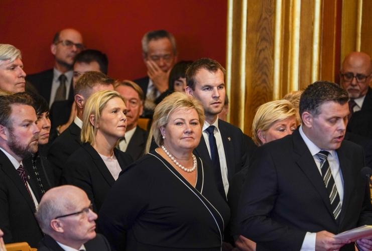 Foto: Terje Pedersen/NTB Scanpix