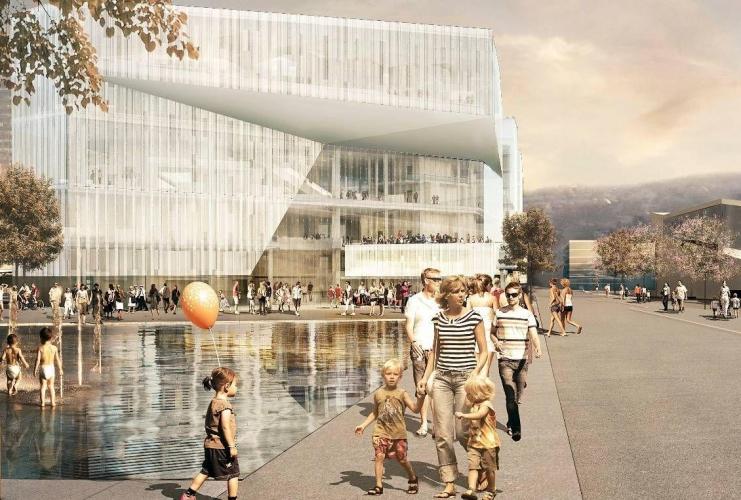Foto: Lund Hagem Arkitekter/Atelier Oslo