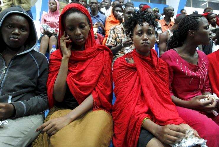 Foto: NTB Scanpix/Reuters/Thomas Mukoya
