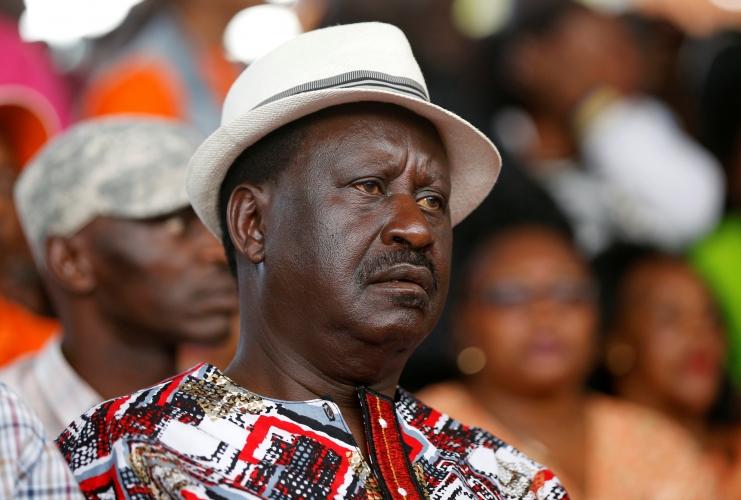 Foto: Thomas Mukoya/NTB/Scanpix/Reuters