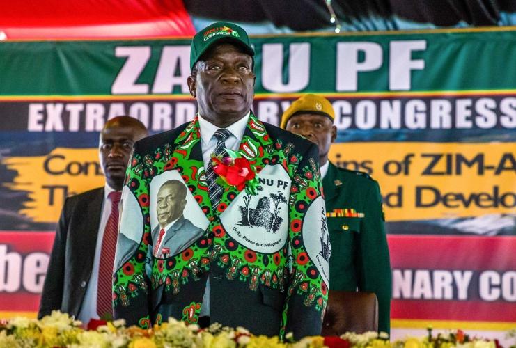 Foto: Jekesai Njikizana/AFP/NTB Scanpix