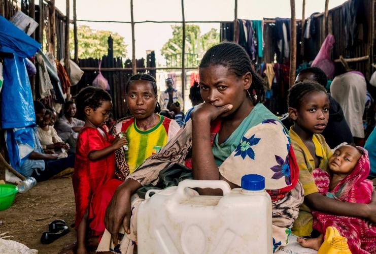 Foto: Haileselassie Tadese/AFP/NTB Scanpix