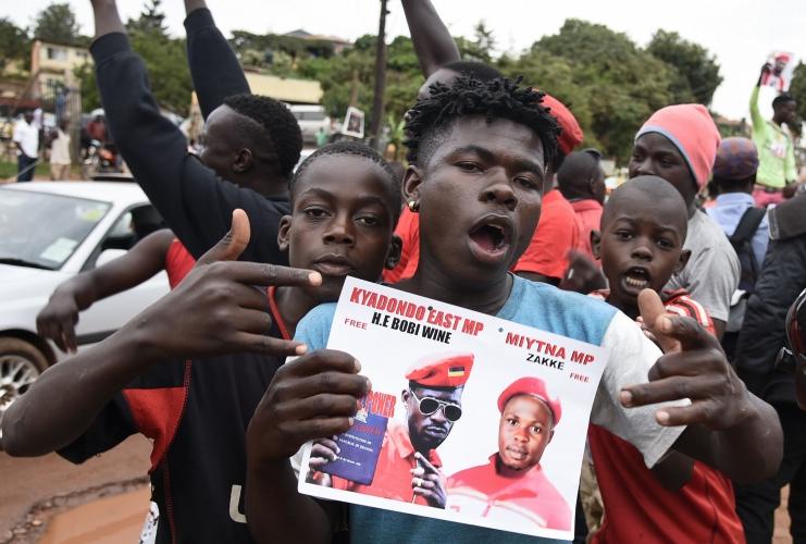 Foto: Isaac Kasamani/AFP/NTB Scanpix