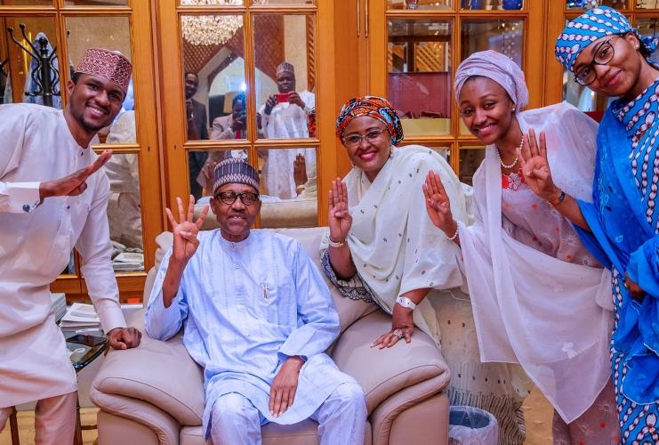 Foto: Bayo Omoboriowo/Nigeria Presidency/Handout/Reuters